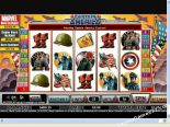 δωρεάν slots machines Captain America CryptoLogic