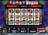 δωρεάν slots machines Crazy Vegas RealTimeGaming