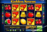 δωρεάν slots machines Golden sevens Greentube