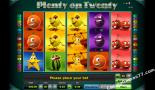 δωρεάν slots machines Plenty on twenty Greentube