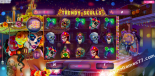 δωρεάν slots machines Trendy Skulls MrSlotty